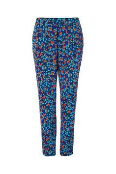 Biba ANIMAL PRINT TROUSER by Biba :: Clozette Shoppe  http://shoppe.clozette.co/product/HouseOfFraser-181549795/biba-animal-print-trouser