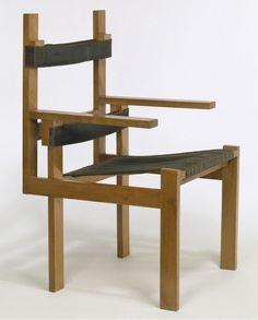 Marcel Breuer (1902-1981)1922 chair