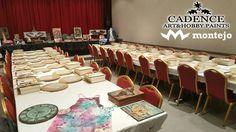 Curso #CADENCE BARCELONA para monitoras y profesionales. Impartido el 19 de Febrero. Distribuye y organiza www.artesaniasmontejo.com