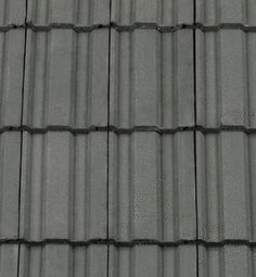Redland 49 Roof Tiles. Slate Grey colour featuring a low profile design.