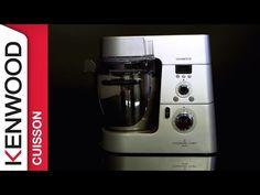 Présentation du robot Cooking Chef de Kenwood par l'Atelier des Chefs - YouTube