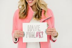 Have Fun, OK? ban.do's Totally Rad New Collection | theglitterguide.com