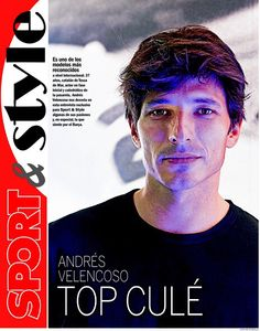 ANDRÉS VELENCOSO, top culé