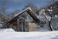 Studio Officina82 · Cabanon - wooden barn in Ligurian Alps