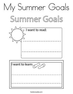 Summer Goals, Summer Is Here, Kids Prints, Coloring Pages, Things I Want, Learning, Math, Quote Coloring Pages, Studying