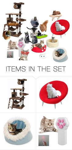 """""""Fur Babies"""" by earthspalette ❤ liked on Polyvore featuring art"""