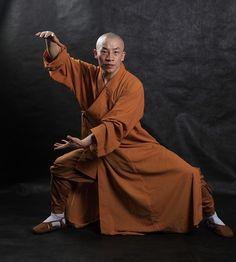 Shaolin temple Master Yuan Shi Xing Wu - tai chi chuan China