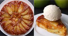 Nincs ennél finomabb: Fordított karamelles-almás torta | Femcafe