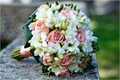 Buquê lindo e delicado #buque #casamento
