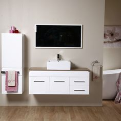 shop wayfair australia for your wall hung vanity with above counter basin designed to support