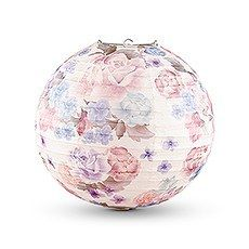 These Medium Round Paper Lantern With Vintage Floral Print is perfect to celebrate your springtime event with added flair. Featuring a muted floral print, these exclusive hanging round paper lanterns. Hanging Wedding Decorations, Garden Party Decorations, Wedding Lanterns, Wedding Lighting, Lantern Decorations, Bohemian Wedding Theme, Bohemian Decor, Floral Wedding, Hanging Paper Lanterns
