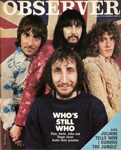 Who's Still Who // Observer, 19 March 1972 //