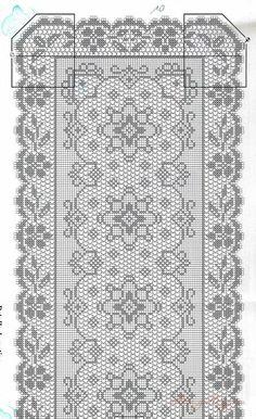 Kira scheme crochet: Scheme crochet no. 1732