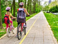 Even when your children are careful when bike riding, they can still get injured when they encounter an unexpected bump in the sidewalk or are startled by a loud noise. How do you keep your child safe as they hit the bike trails this summer? Follow these bike safety guidelines and learn what to do in case of an accident. http://ow.ly/BpOt3013oGZ