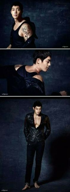 Kim Hyun Joong!!! He used to be so innocent and cute, now he's just hot!!!
