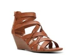 Steeve Madden Girl Hiighfiv Wedge Sandal