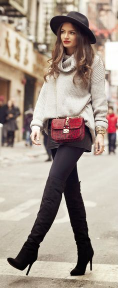 New York Fashion Week Outfit by Fashion Hippie Loves.// estamos entrando en otoño and I love it!