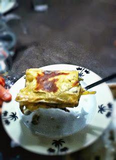 Lasagnes poivron & aubergine