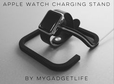 Apple Watch Charging Stand by mygadgetlife