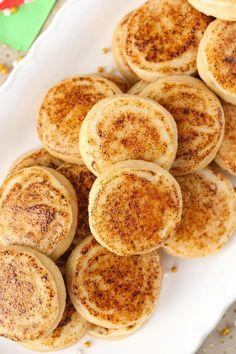 Creme Brûlée Sugar Cookies