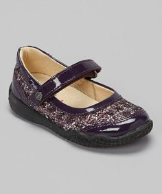Take a look at this Viola Glitter Lacca Mary Jane by Naturino on #zulily today!