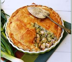 Quiche Muffins, Pot Pie, Apple Pie, My Recipes, Food And Drink, Sweets, Bacon, Vegetables, Cooking