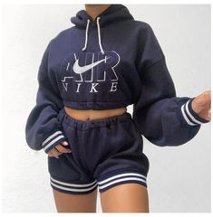 Image in Outfits ? collection by Zoé on We Heart It Image in O U T F I T ? collection by Zoé on We Heart It Cute Lazy Outfits, Teenage Outfits, Chill Outfits, Sporty Outfits, Nike Outfits, Trendy Outfits, Summer Outfits, Fashion Outfits, Looks Vintage