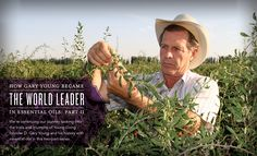 Young Living Blog | How Gary Young Became the World Leader in Essential Oils: Part II | www.TheSavvyOiler.com