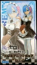 SEGA Re:ゼロから始める異世界生活 プレミアムフィギュア レム