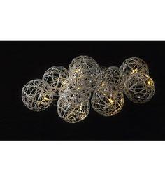 Sirius Siv Ball 10-osainen valosarja | Karkkainen.com verkkokauppa