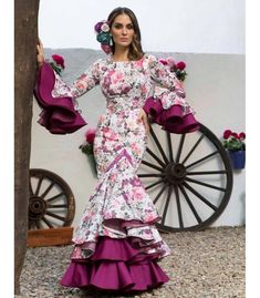 Spanish style – Mediterranean Home Decor African Wear, African Dress, Ethnic Fashion, African Fashion, Frill Dress, Dress Up, African Design, Gypsy Style, Dress To Impress