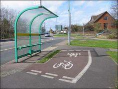 Kotste fietsstrook van Nederland. :)