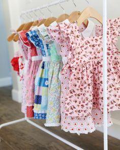 Little rack of dress