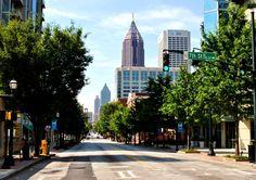...city of Atlanta.