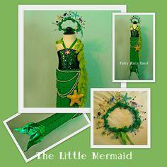 The Little MERMAID child's costume