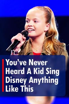 """You've never heard Disney songs sung with such power and presence as these child stars auditioning for The Voice Kids. From """"Can You Feel The Love Tonight"""" to """"How Far I'll Go,"""" the whole selection is unforgettable. #Disney #TheVoiceKids #TheVoice The Voice Of Holland, How Far Ill Go, Kids Singing, Nbc Tv, Kids Around The World, Disney Songs, Talent Show, Kelly Clarkson, John Legend"""