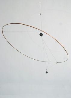 Laurent Lo-- balance in space Abstract Sculpture, Sculpture Art, Sculptures, Mobile Art, Hanging Mobile, Contemporary Abstract Art, Modern Art, Gold Water, Kinetic Art