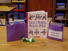 Kevin Henkes Author Study - lessons, ideas, printables - Wimberly Worried - Picture submitted to Teaching Heart By Renee Lyles Library Lessons, Reading Lessons, Teaching Reading, Teaching Ideas, Teaching Rules, Learning, Kindergarten Literacy, Literacy Activities, Literacy Bags