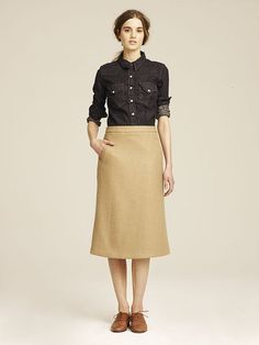 J.Crew Presents a Bright Fall 2011 Collection In Face of Lagging Womens Sales