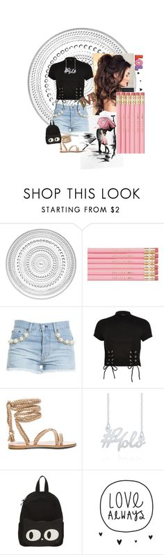 """School :("" by rainbowdogfashion ❤ liked on Polyvore featuring iittala, Forte Couture, River Island, Wilton, Belk & Co. and Gucci"