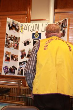 Public Power As Well As Public Empowerment Through Club Contributions  Discussed At June 9 Gathering Of Payson Lions