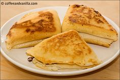 Naleśniki z Serem i Rodzynkami / Cheese & Raisins Pancakes