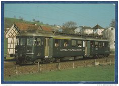 photospassion sells an item at a starting price of CHF until Friday, November 2017 at PM in the Trains category on Delcampe Swiss Railways, 1984, Bahn, Switzerland, Transportation, Tourism, Public, Fancy, House Styles