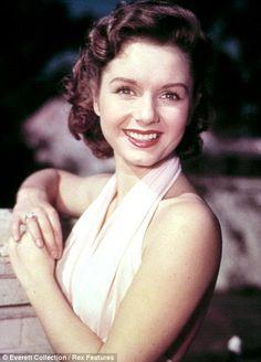 """Young Debbie Reynolds CELEBRITIES - """"DE..."""