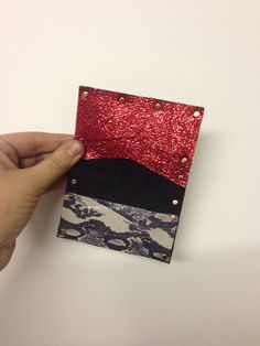 Next one is on Saturday 7th of June! You can make yourself a leather wallet or oyster holder. Drop in anytime between 12-6pm for a 30 minute session. £20. 6 Newburgh st, W1  Email to book your place - Elizabeth@elizabethdunn.co.uk  Hope to see you