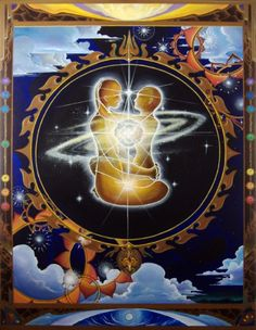 We are the dance of Spirit and Nature Unless we know this Tantra is elusive. But, whether we understand it or not Tantra is continually performing itself Tantra is, what is happening. Tantra, Lotus, Twin Flame Love, Twin Flames, Images Gif, Twin Souls, Gifs, Art Of Love, Visionary Art