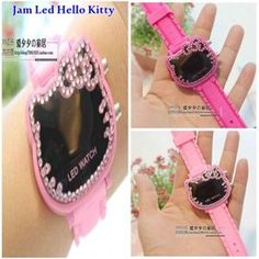 Jam Led Digital Hello Kitty Diamond JAM LED DIGITAL HELLO KITTY DIAMOND - JAM TANGAN LED DIGITAL HELLO KITTY – JAM DIGITAL HELLO KITTY – JAM TANGAN HELLO KITTY : SEBUAH JAM TANGAN DENGAN LED DIGITAL DENGAN KARAKTER HELLO KITTY,LENGKAPI KOLEKSI HELLO KITTY ANDA DENGAN PRODUK AKSESORIS TANGAN YG...