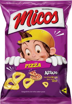 Food Packaging, Packaging Design, Chips, Brand Names, Pizza, Packing, Pouch, Snacks, Graphic Design