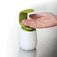 Single-Handed Soap Dispenser