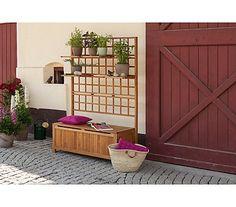 Dehner Regal mit Universalbox, 125 x 53 x 180 cm 349,95€ auch kleiner